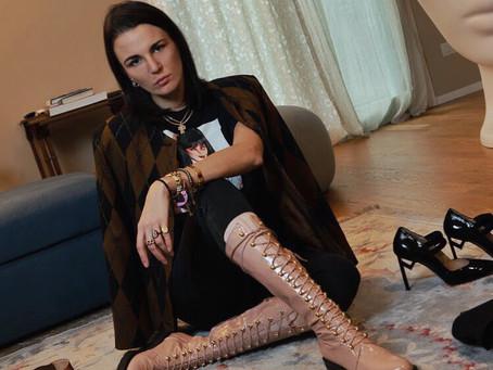 Meet Erika Lamperti - Female Entrepreneur Interview