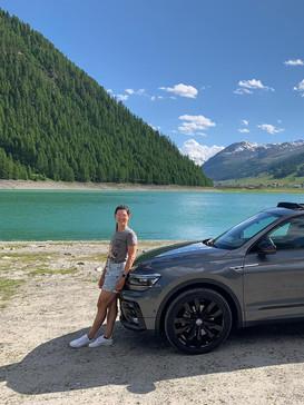 Elena x Volkswagen