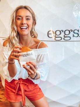 Amy x Eggslut
