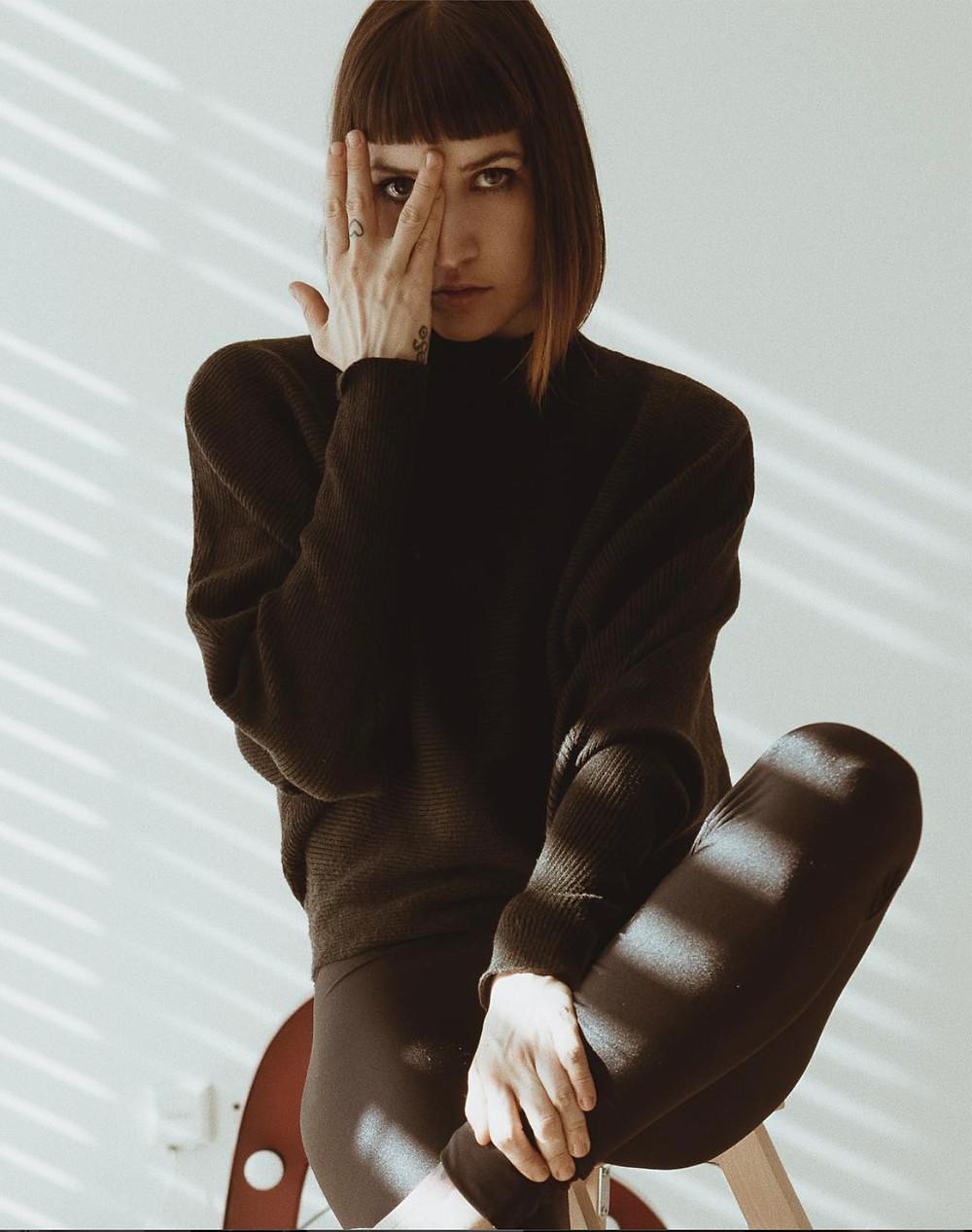 Noémi Ottilia Szabo - Photographer , female artist interview we are f