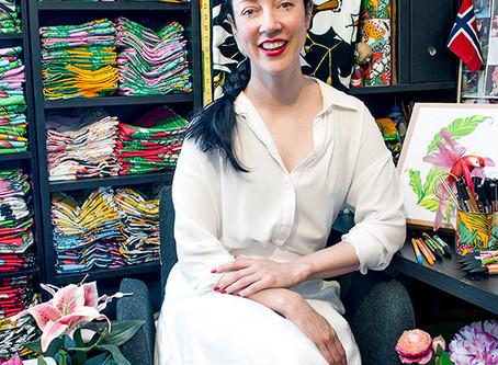 Meet Aase Hopstock - Female Entrepreneur Interview