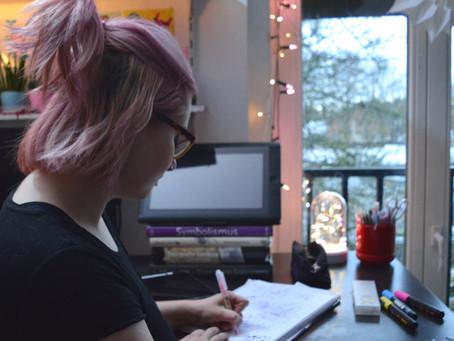 Meet Jasmin Dreyer - Female Artist Interview
