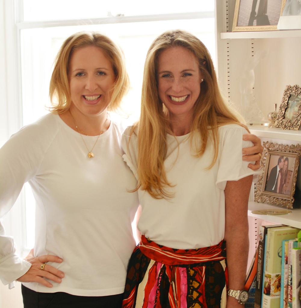 Beth & Delphine Livotte We Are F Blog