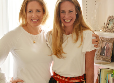 Meet Beth & Delphine - Female Entrepreneur Interview