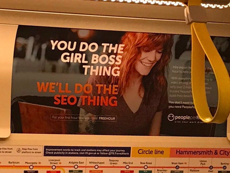 Sexism in marketing is alive and well
