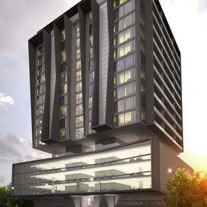Mixed Use Building - Nairobi