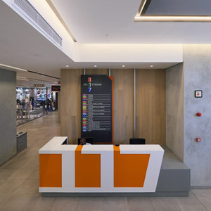 117 on Strand - Retail component
