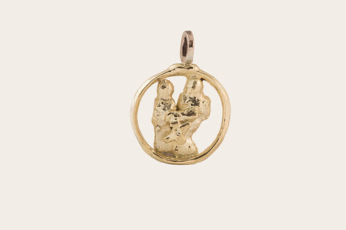 Holy Family - Pendant