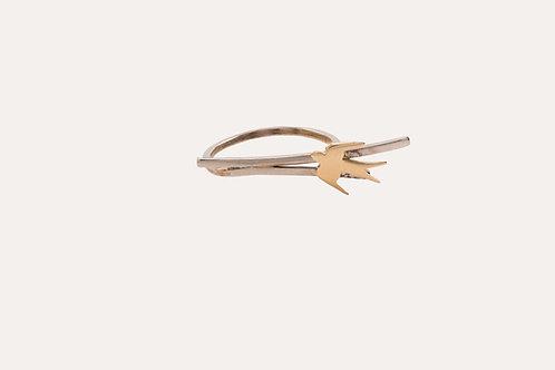 Swallow Bird Ring