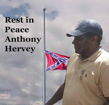 RIP - Anthon Hervey