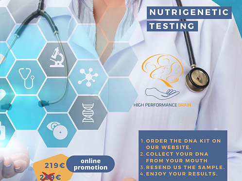 Teste nutrigenética