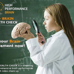 Brain Health Check