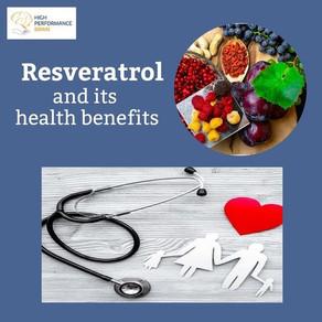 Resveratrol and its health benefits.