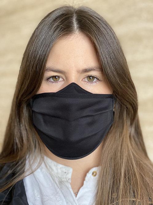 Mascara comunitária certificada com abas 23000