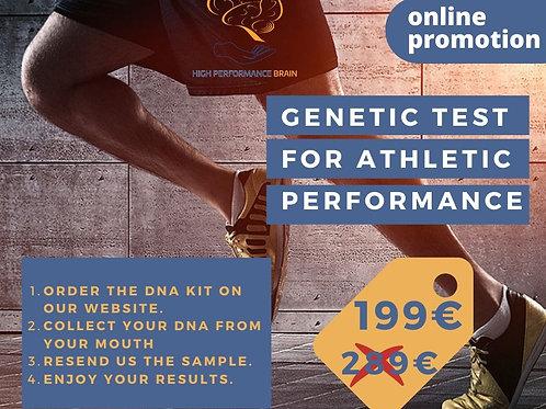Teste Performance Atlética