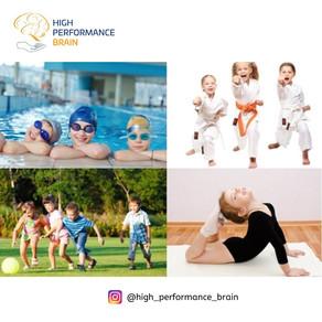 Recomendações Exercício Físico para Crianças