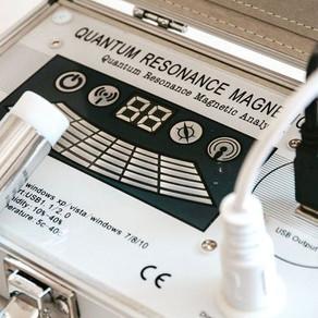 Quantum Resonance Magnetic