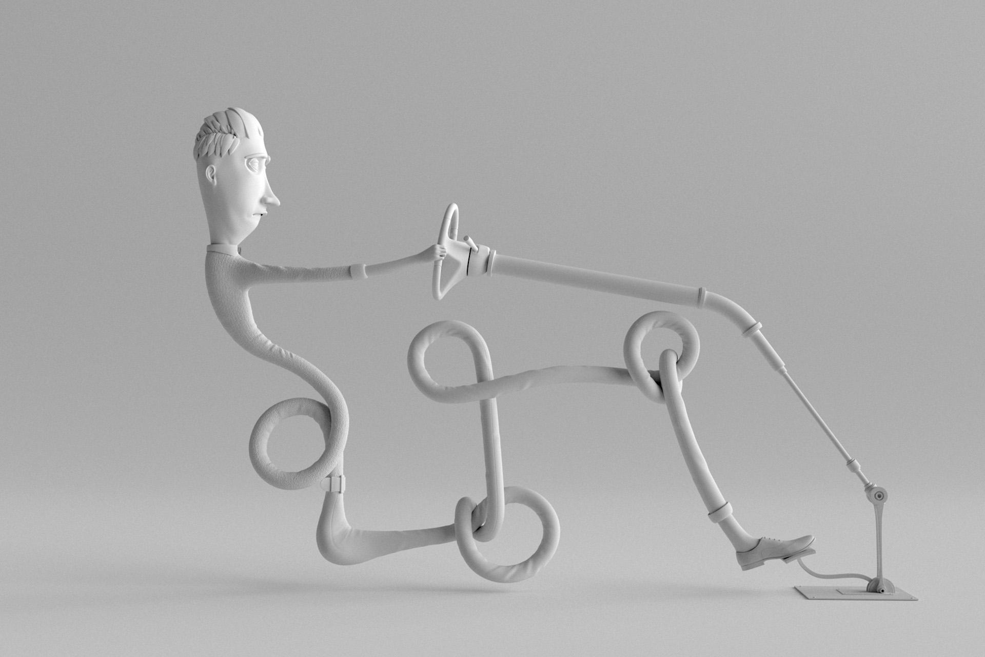 3D wip