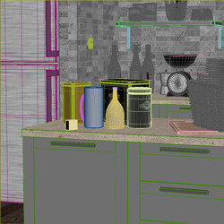 3D work in progress