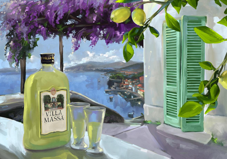 VILLA MASSA ALCOHOL