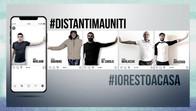 #DISTANTIMAUNITI