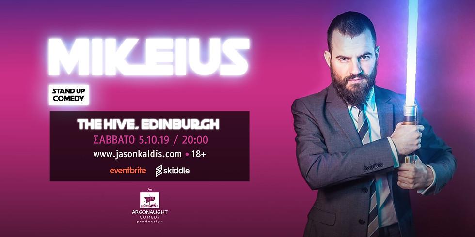 Mikeius - Edinburgh