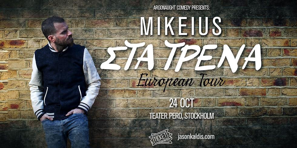 Mikeius - Stockholm