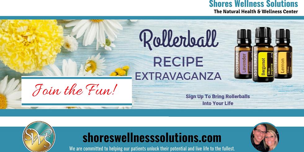 (MI) Rollerball Recipe Extravaganza