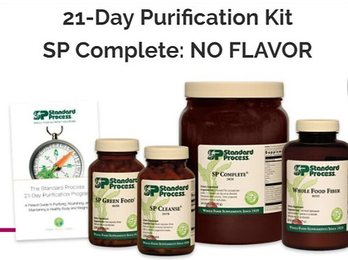 21-Day Purification Kit -NO FLAVOR