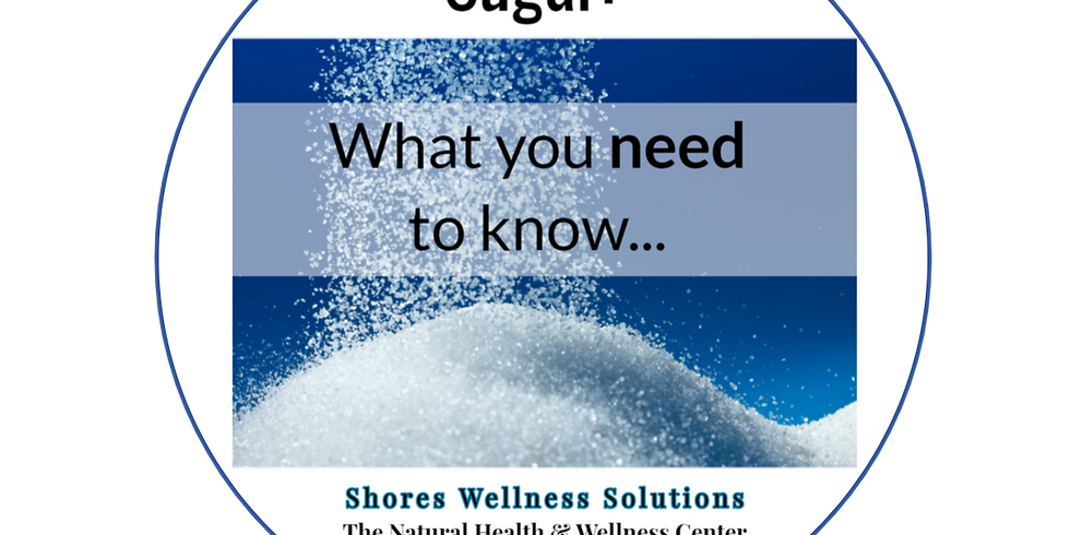 (NJ): Sugar - What You Need to Know