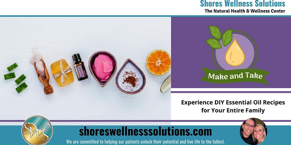 (MI) Essential Oil Make & Take