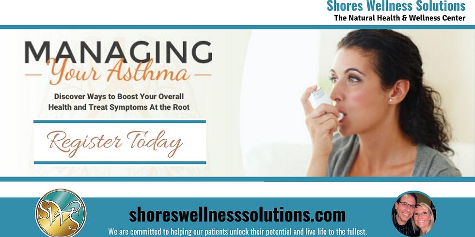 (MI) Managing Asthma