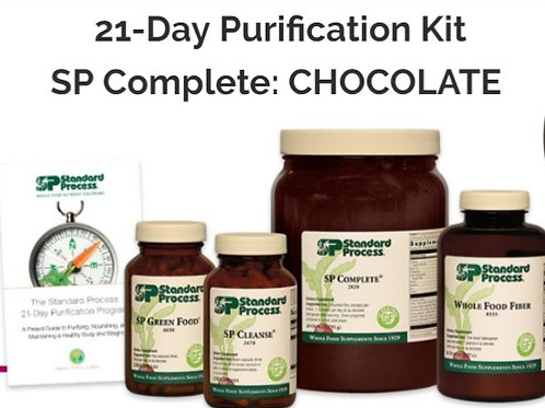 21-Day Purification Kit -  CHOCOLATE