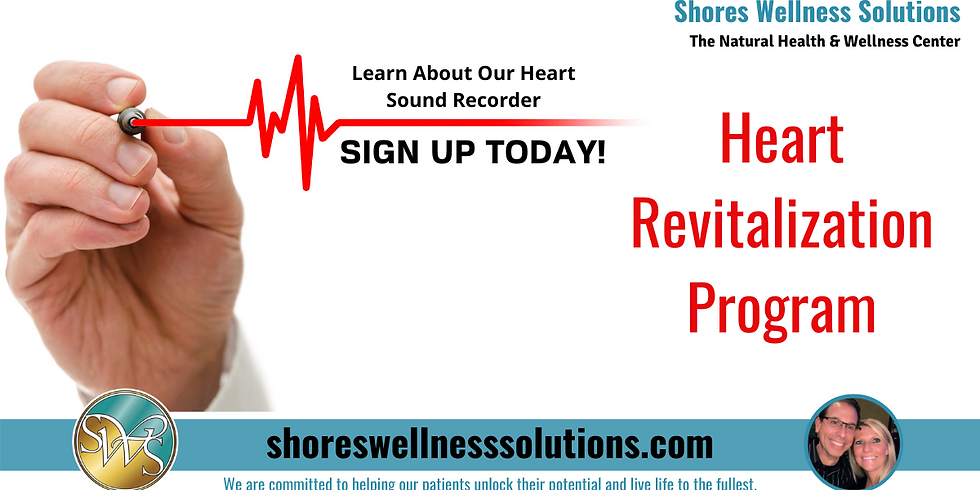 (NJ) Heart Revitalization Program: It Can Make All the Difference