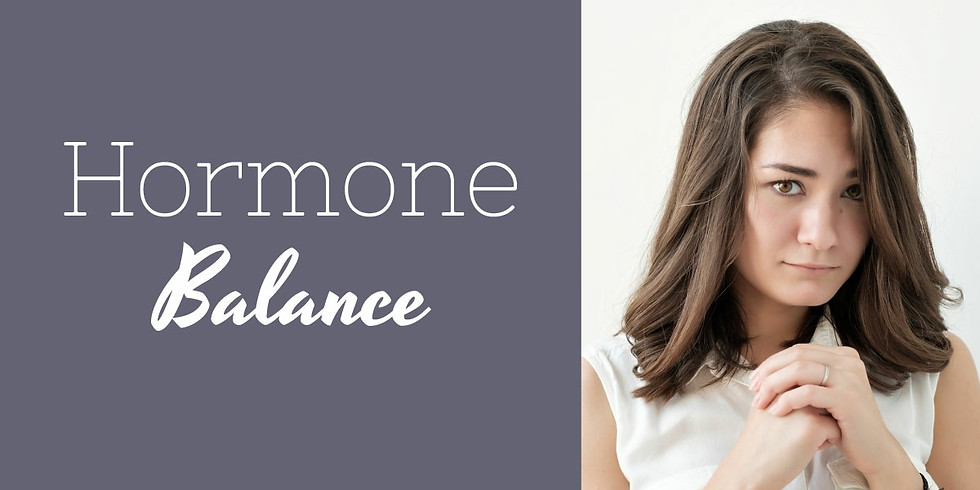 Got Belly fat? It's not you it's your Hormones! (In-Person and Live On Facebook)