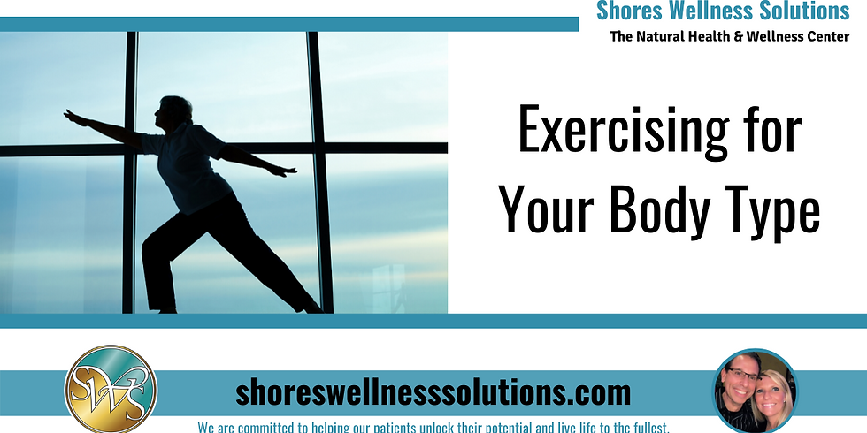 (NJ) Exercising for Your Body Type