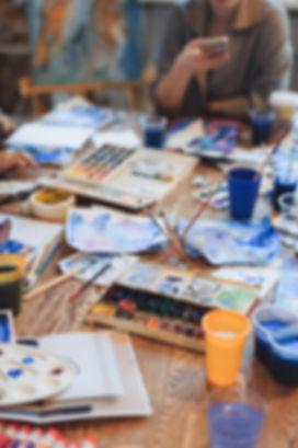 Запись На Мастер-Класс В Студию Рисования
