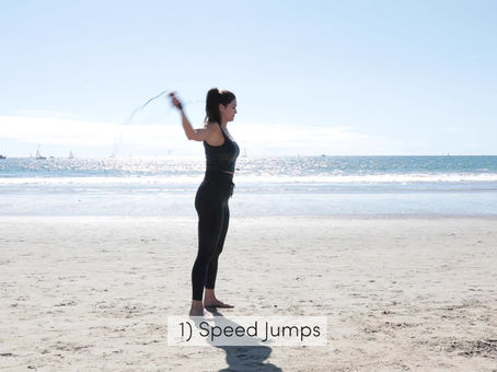Jump Rope Cardio Mix-up