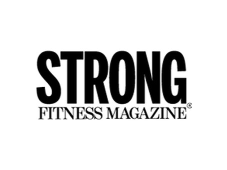 Strong Magazine Recipe Feature