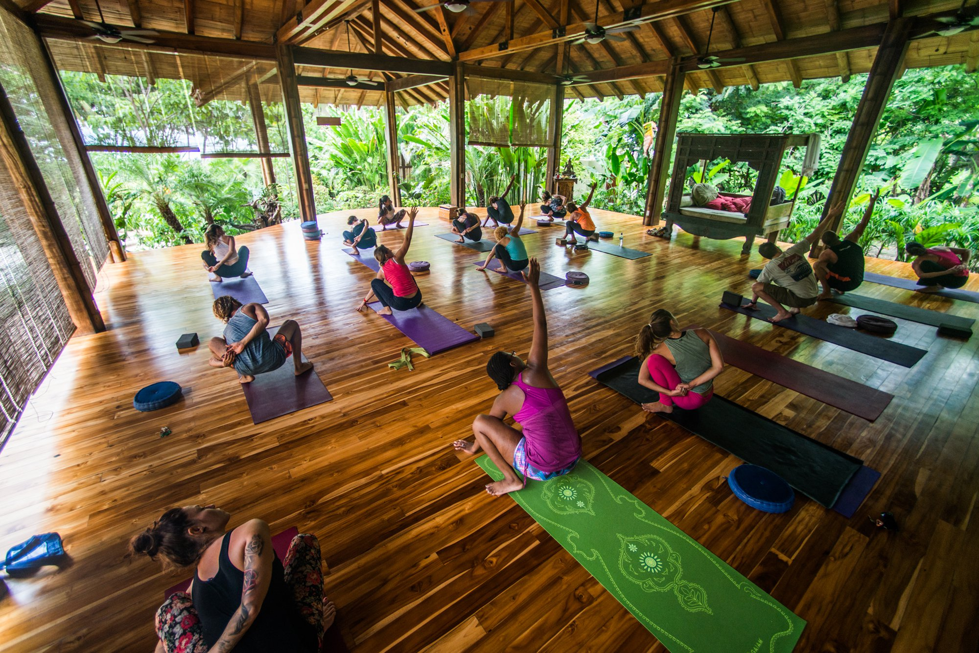 Pranamar Yoga Classes