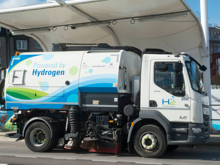 Project HyTime makes case for hydrogen fleets