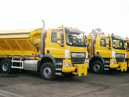 ULEMCo to Deliver Hydrogen Fuelled Gritters for Glasgow