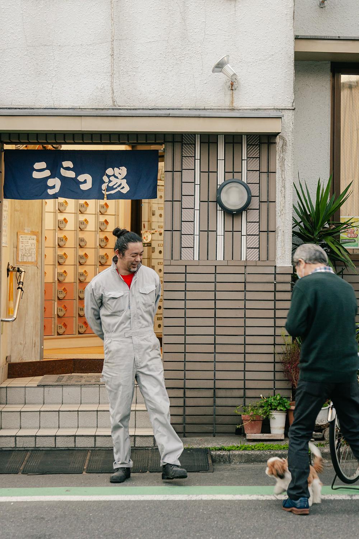 千住暮らし【ストーリー2:鈴木秀和さん(ニコニコ湯)】写真7