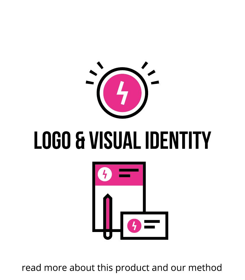 LOGO & VISUAL IDENTITY