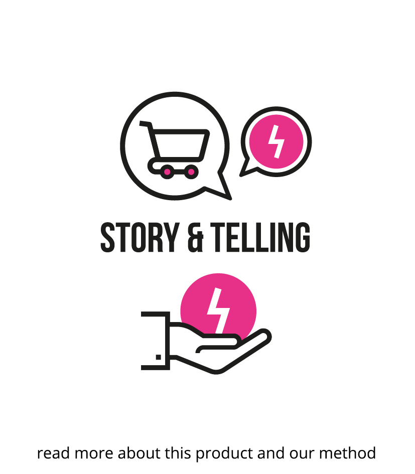 STORY AND TELLING