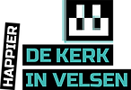 LOGO HAPPIER PROJECT - DE KERK IN VELSEN