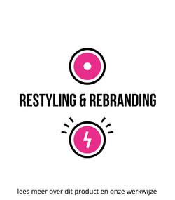 REBRANDING EN RESTYLING