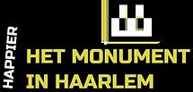 LOGO HAPPIER PROJECT - HET MONUMENT IN H