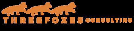 cropped Orange Foxes Long Logo with Tagl
