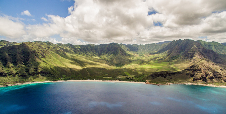 Makua Valley, Island of O'ahu, Wai'anae, Hawai'i